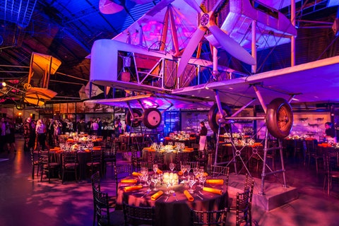 Science Museum Event & Party Venue