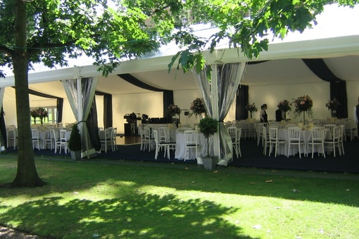 Summer Marquee at Gray's Inn