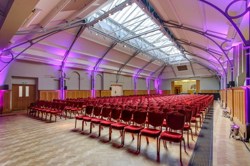 The Prince Consort Rooms at the HAC