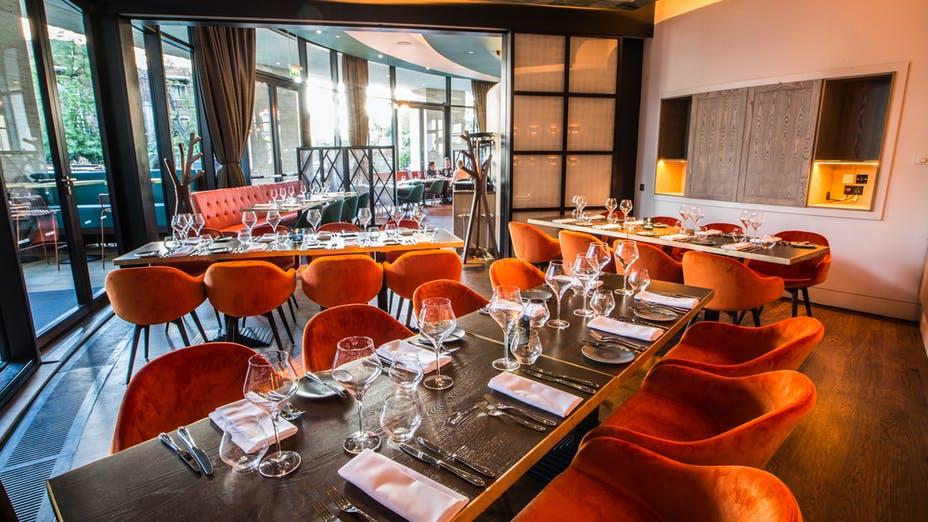 Rotunda Bar & Restaurant