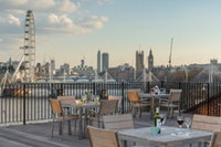 Roof Terrace & Riverside Room @ IET London: Savoy Place