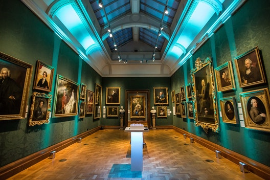 17th + 18th Century Galleries