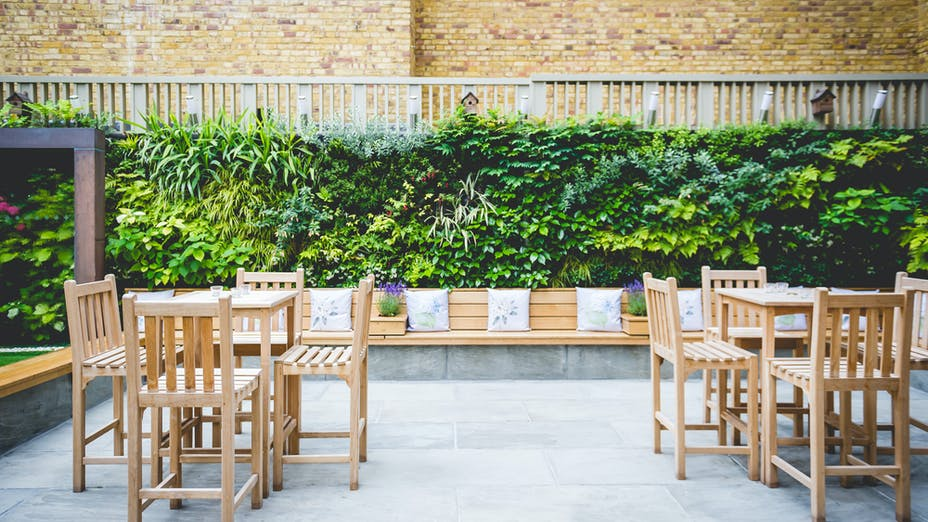 The Orangery & Courtyard at No.11 Cavendish Square