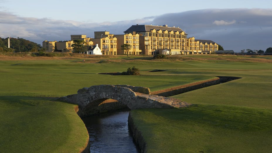 The Old Course Hotel, Golf Resort & Spa