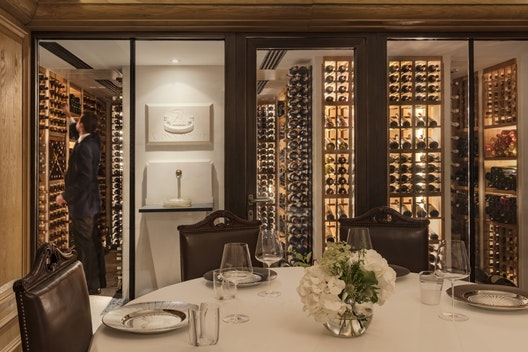 Sommeliers Table