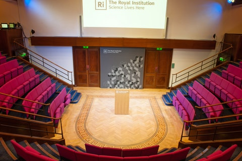 Faraday Theatre at The Royal Institution of Great Britain