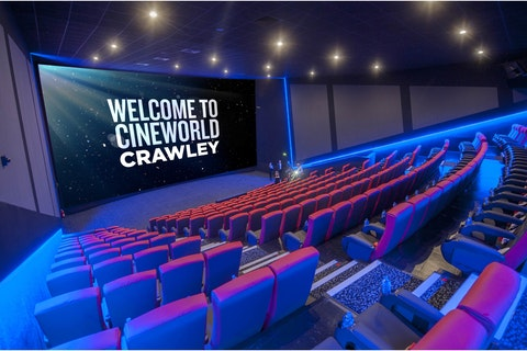 Cineworld UK Venues