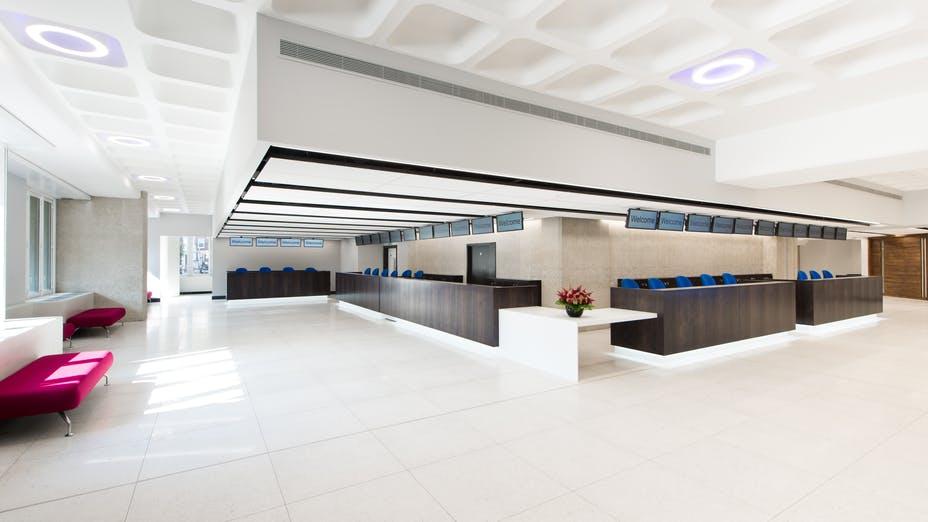 QEII Centre
