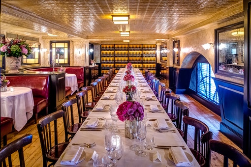Balthazar — Private Room