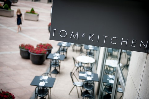 Tom's Kitchen Canary Wharf