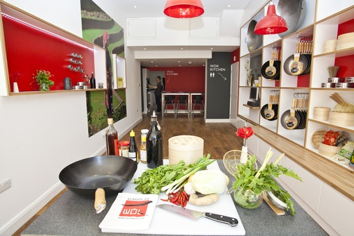 School of Wok - Cookery School