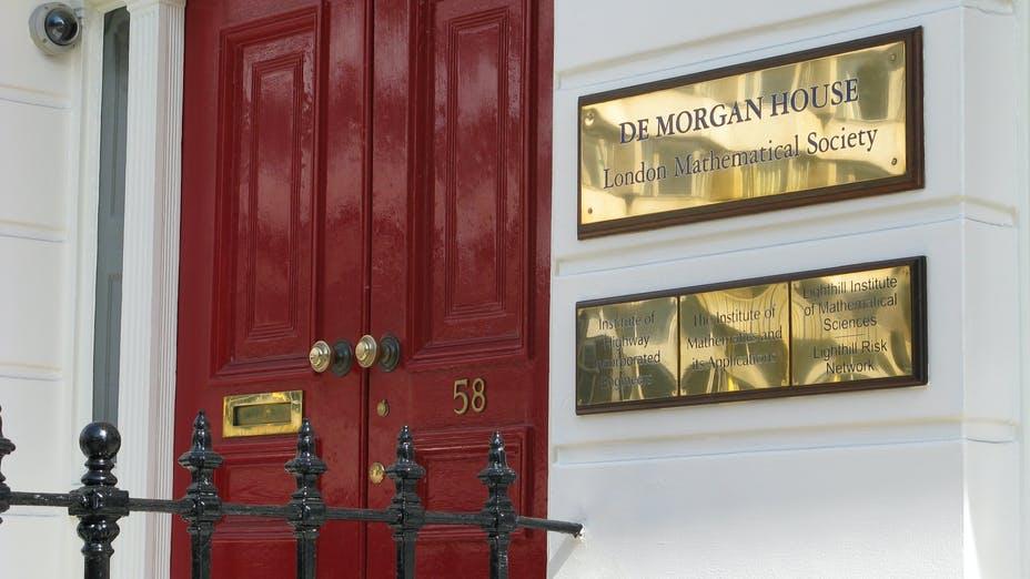 De Morgan House