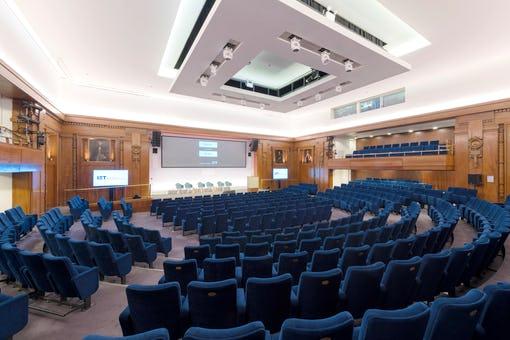 The Kelvin Lecture Theatre @ IET London: Savoy Place
