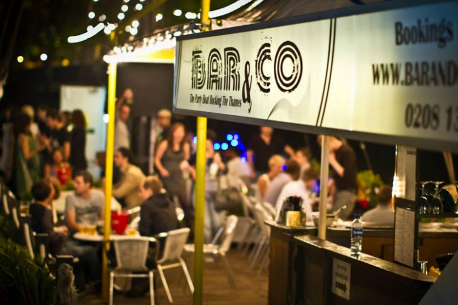 Bar & Co, venue for hire in London - Event & party venues