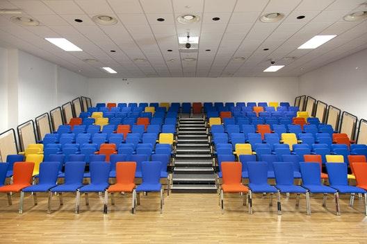 Strephenson lecture theatre