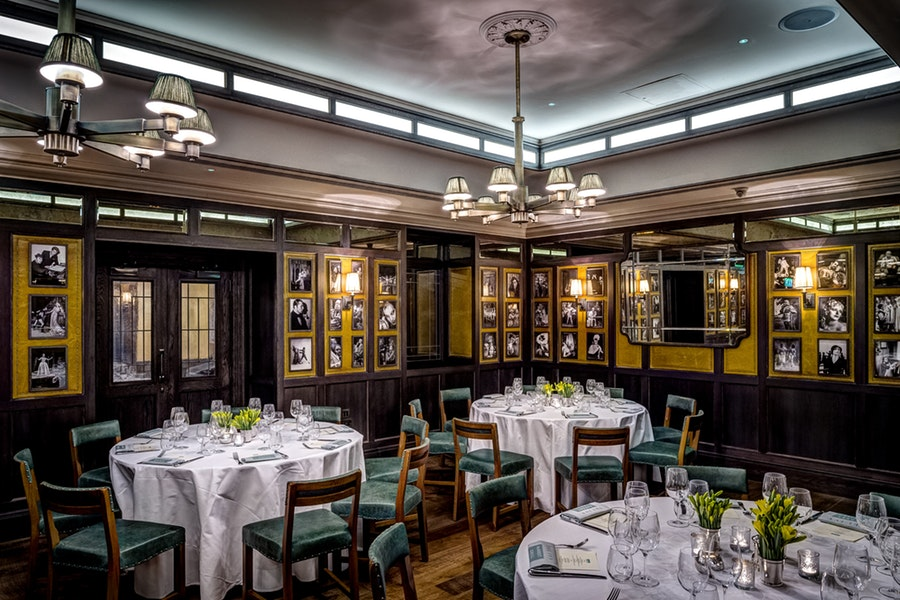 The Ivy Market Grill — Private Room