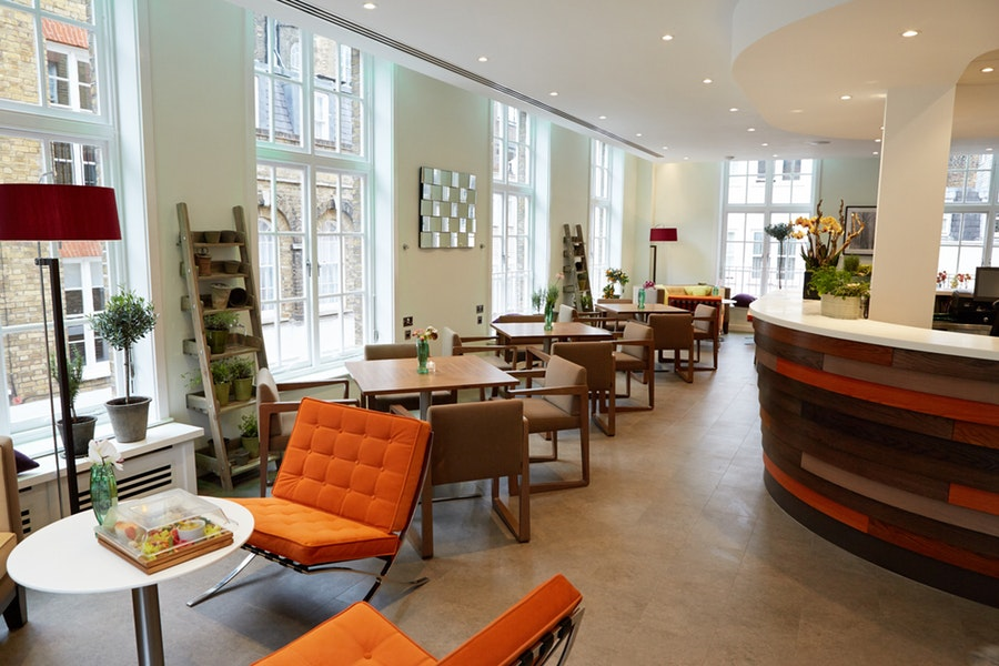 The Green House at No. 11 Cavendish Square