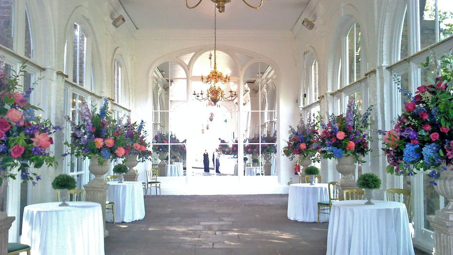 The Orangery at Holland Park