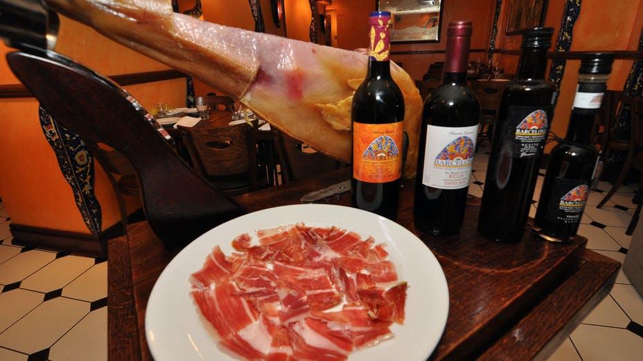 Barcelona Tapas Bar y Restaurante Lime Street