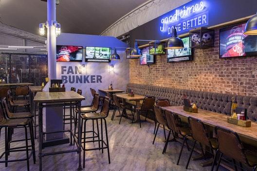 Fan Bunker
