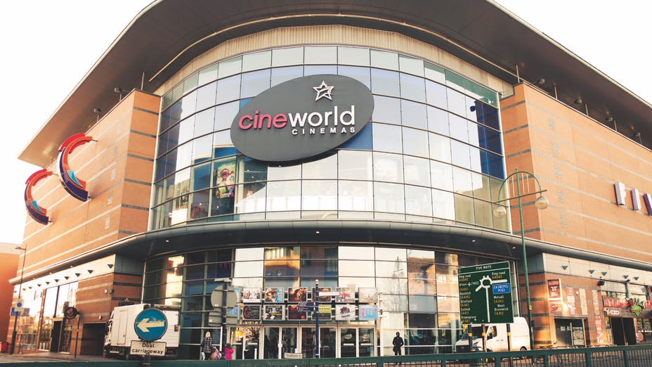 Cineworld Birmingham
