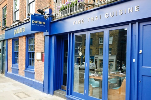 Patara Fine Thai Restaurant Hampstead