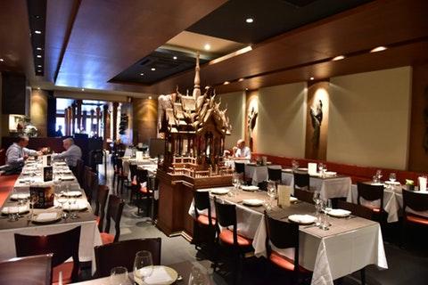 Patara Fine Thai Restaurant Soho
