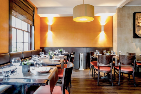 Patara Fine Thai Restaurant South Kensington