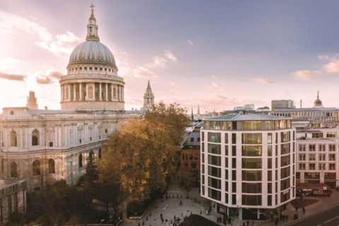London Executive Offices – Octagon Point St Paul's