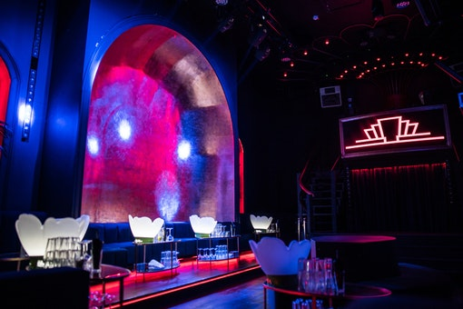 The London Reign Showclub