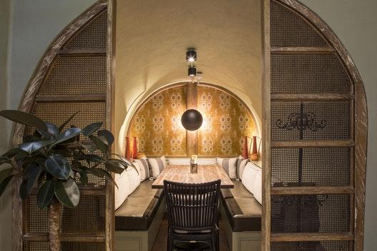 Private Vaults (4 semi-private rooms)