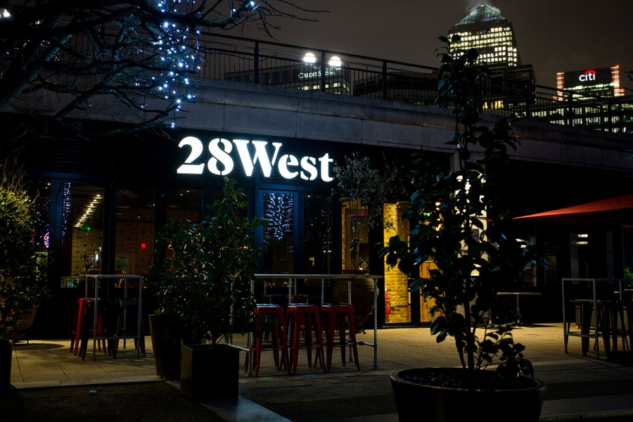 28 West