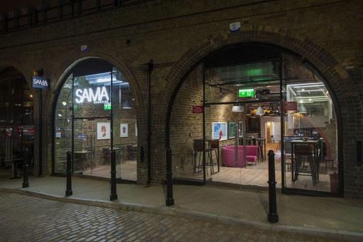 SAMA Bankside