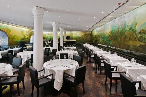 The Rex Whistler Restaurant, Tate Britain