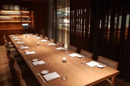 Nobu Restaurant Chef