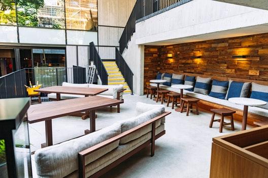 Nobu Restaurant Private Terrace Section 3