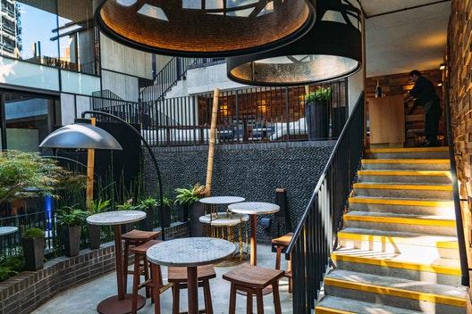 Nobu Restaurant Private Terrace Section 2