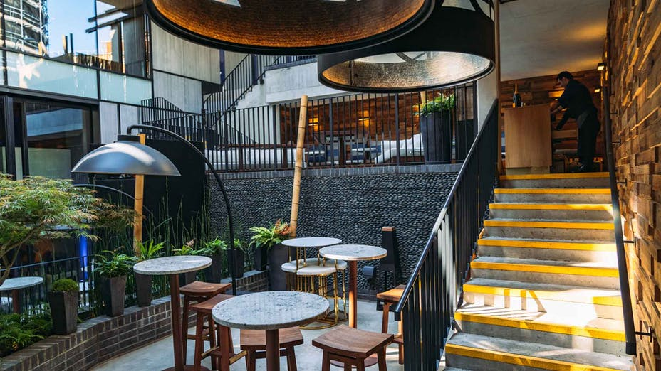 Nobu Hotel London Shoreditch