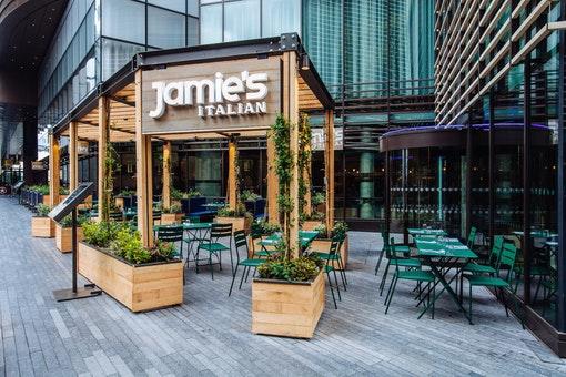 Jamie's Italian London Bridge