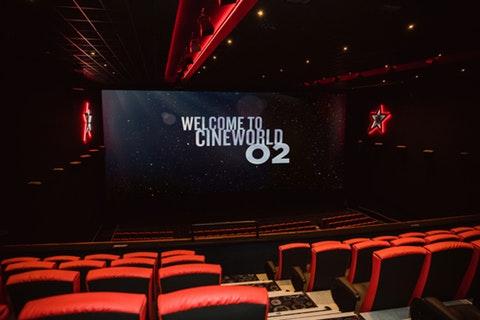 Cineworld O2 Greenwich