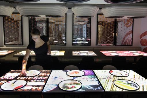 Inamo Soho – The Games Room
