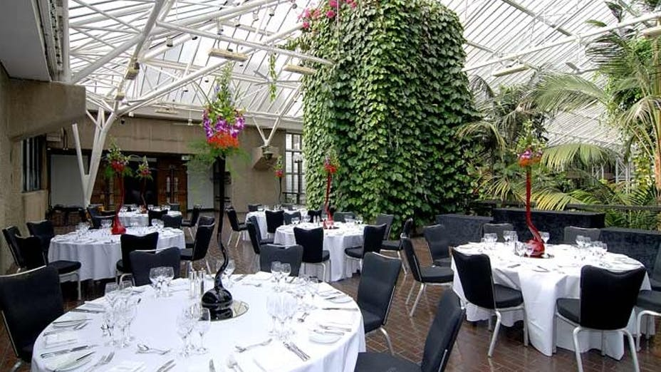 The Conservatory & Garden Room
