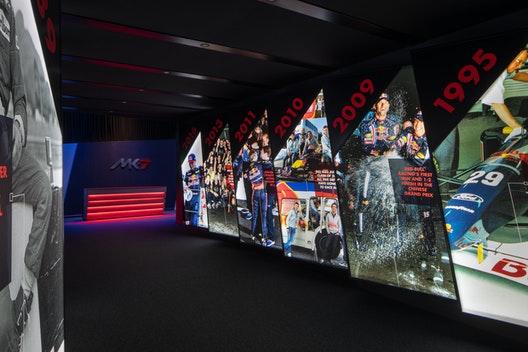 Red Bull Ring Boardroom