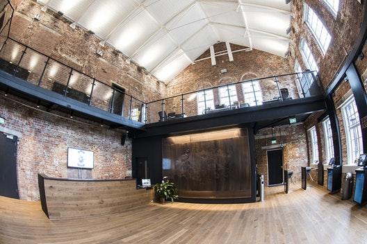 Mill Bar + Entrance Hall