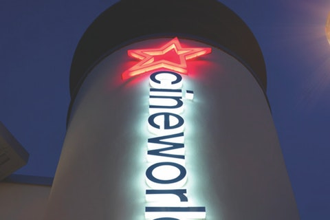 Cineworld West India Quay