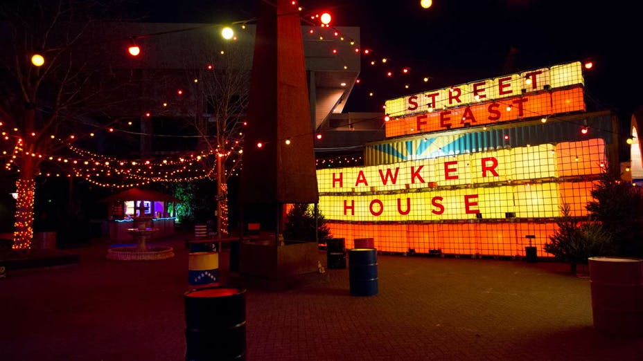 Hawker House