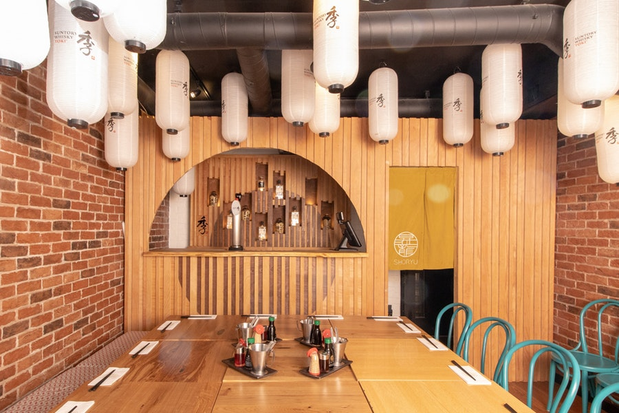 Shoryu Soho - Private Dining Room, venue for hire in London