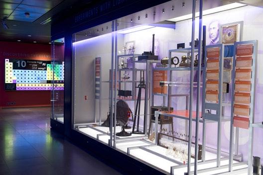 Atrium & Exhibition