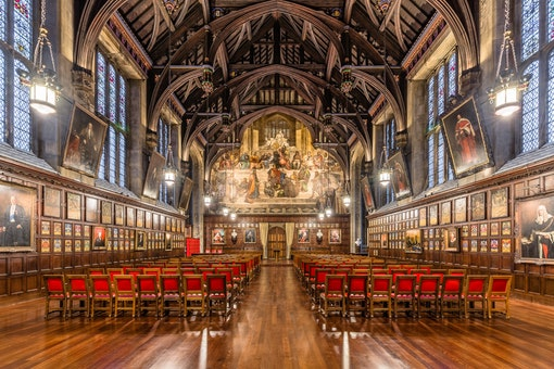 The Honourable Society of Lincoln's Inn