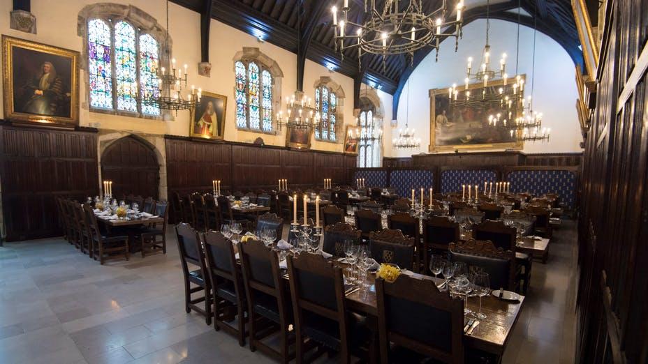 The Honourable Society of Lincoln's Inn